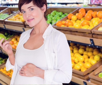 Useful foods and calcium for healthy teeth during pregnancy