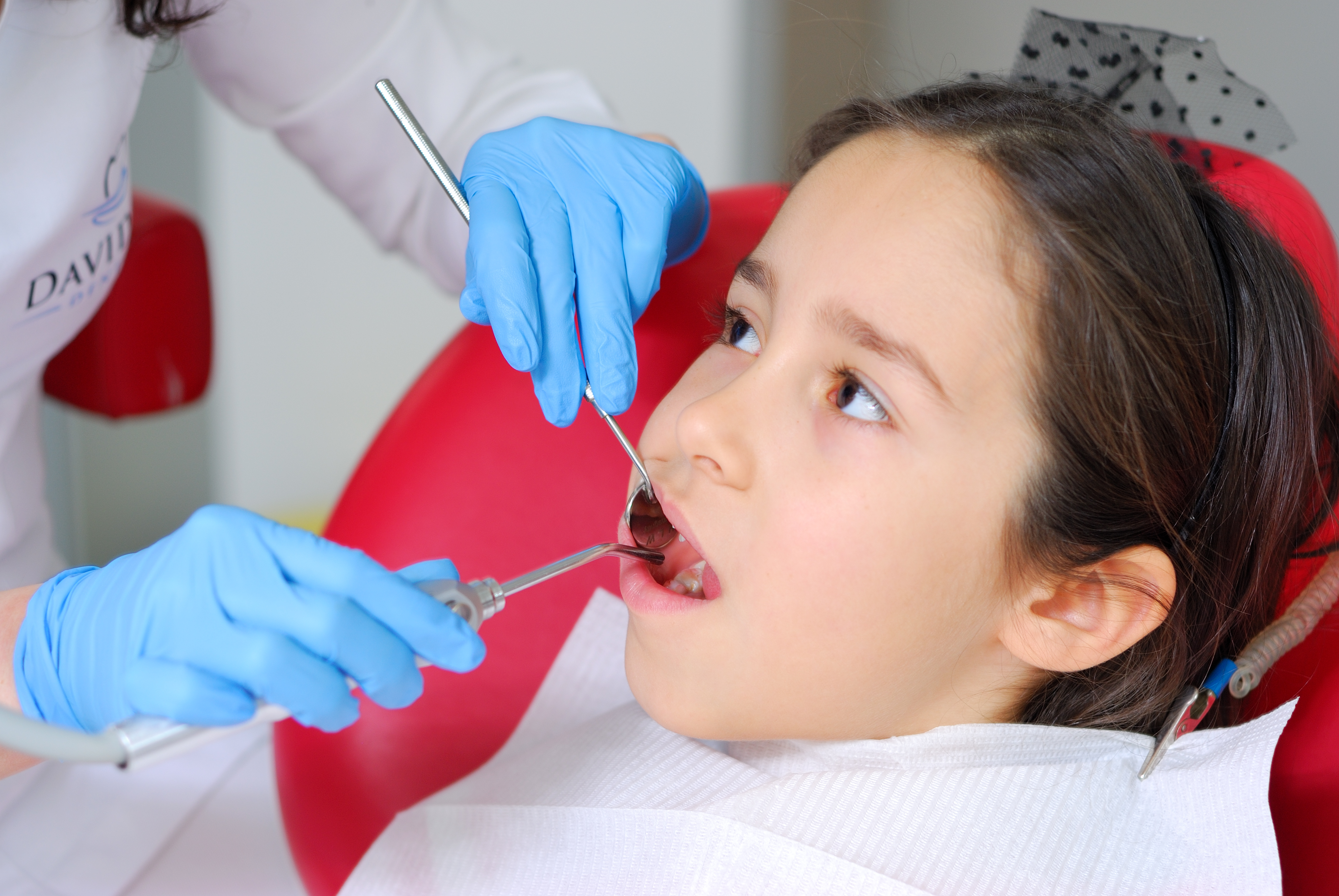 Treatment of caries